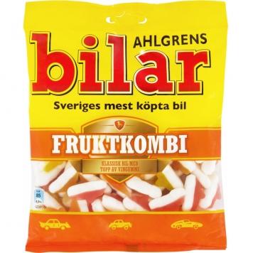 """Ahlgrens Bilar """"Fruktkombi"""" 125g - 18% rabatt"""