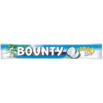 "Bounty ""Trio"" 85g - 36% rabatt"