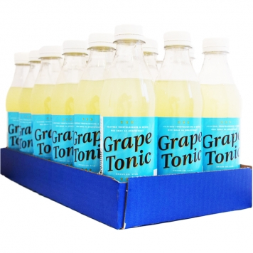 Hel Platta Grape Tonic 18 x 33cl - 44% rabatt