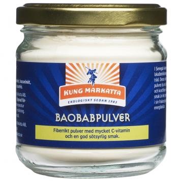 Baobabpulver 75g - 65% rabatt