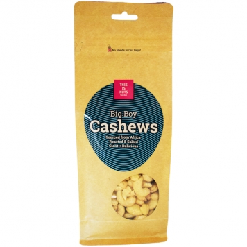 "Cashewnötter ""Big Boy"" 500g - 21% rabatt"